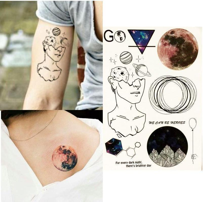f4991bded Mind Blown Temporary Tattoos – Le Youth