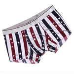 Men Sexy Underwear Boxer Brief L