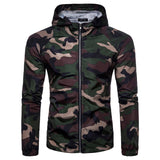 2018 New Casual Men'S Jacket Spring New Summer Army Military Jacket Men Coats Sunscreen Male Outerwear Overcoat XXL