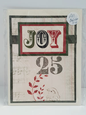 Handcrafted Christmas Cards - NZ Gift Hutt