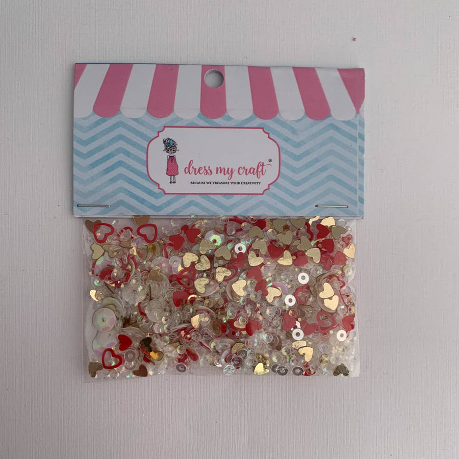 Dress My Craft Sequins - NZ Gift Hutt