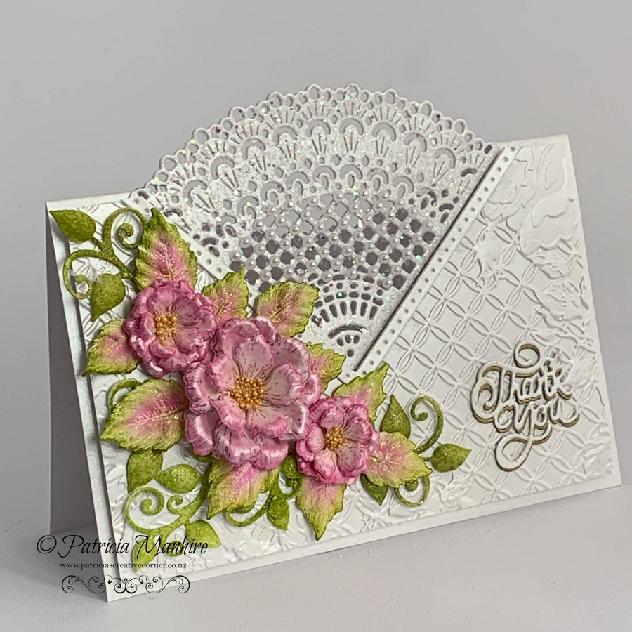 Create this Beautiful Fan Card - NZ Gift Hutt
