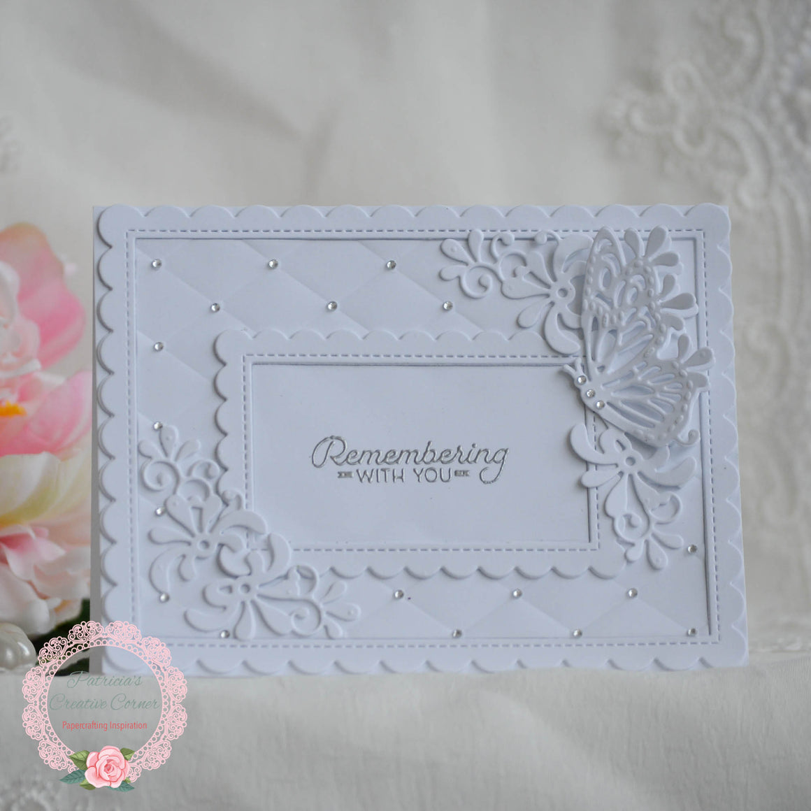 Handcrafted Sympathy Cards - NZ Gift Hutt