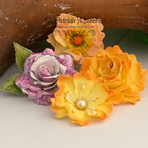 Flower Making Class - NZ Gift Hutt