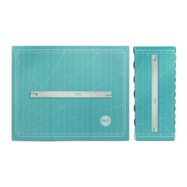 W R Memory Keepers Tri-Fold Magnetic Mat