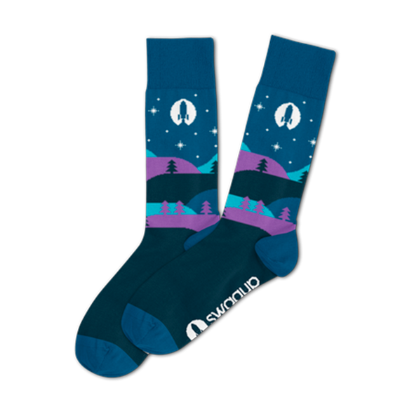 SwagUp Winter 2020 Socks