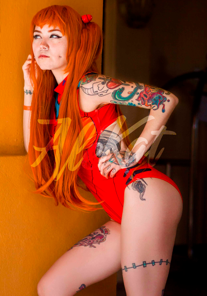 Asuka Langley Swimsuit - Ale Kat