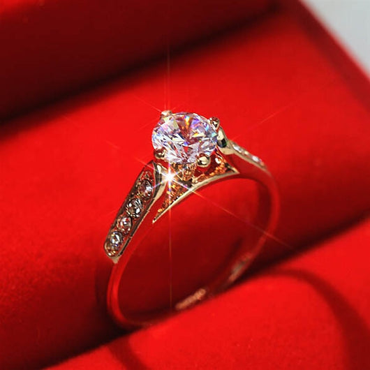 USTYLE Engagement Ring