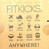 FitKicks MEN's Active Lifestyle Footwear LIMITED.001 EDITION