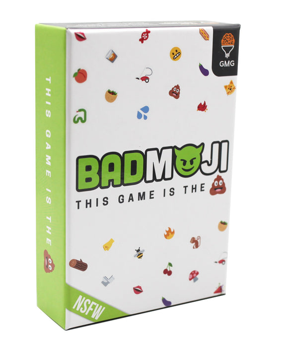 Badmoji Emoji Card Game - Adult Party Game by Gray Matters Games