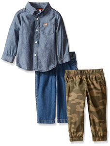 Carter's Baby Boys' 2 Pc Playwear Sets 229g271