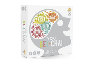 You Bet-Cha! - Collect On Your Intellect