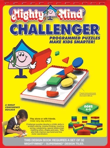 Mighty Mind Challenger Design Book (#40600)