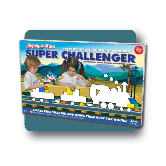 Mighty Mind Super Challenger Game