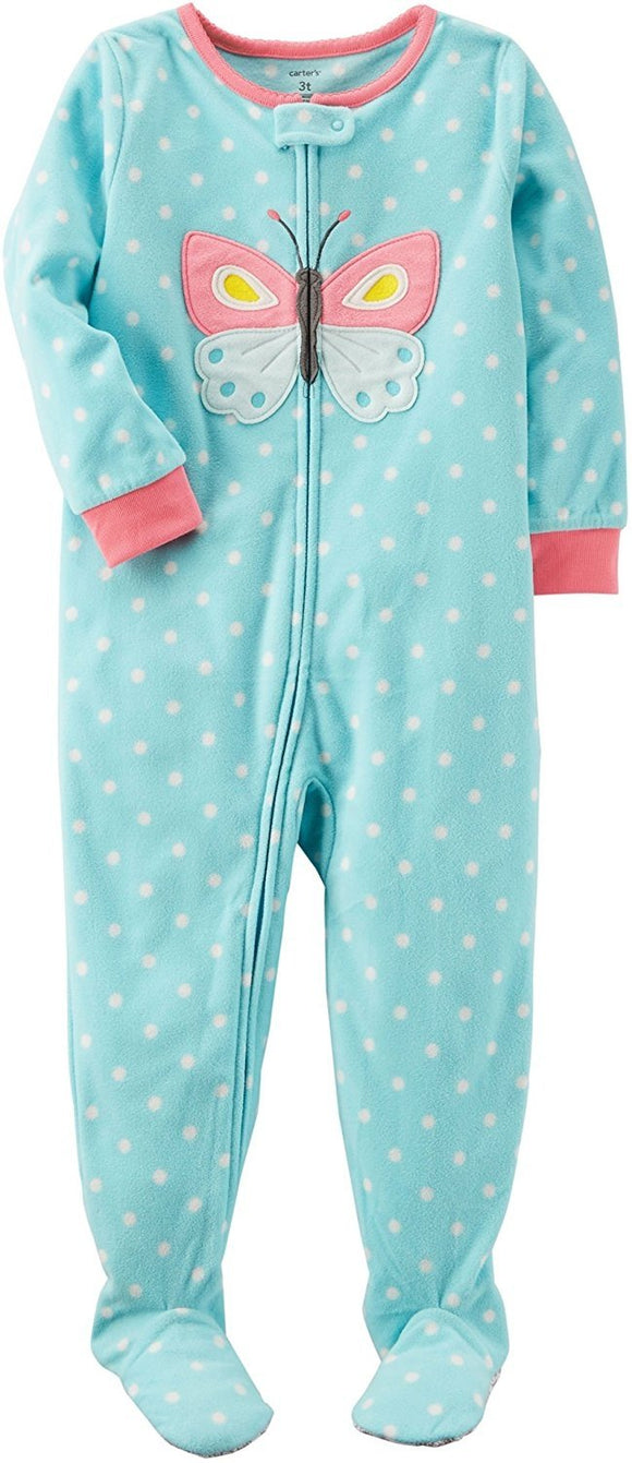 Carter's Girls' 1 Pc Fleece 377g088