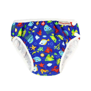 Imse Vimse Reusable Baby Swim Diapers for Boys