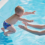 ImseVimse Reusable Baby Swim Diapers for Boys