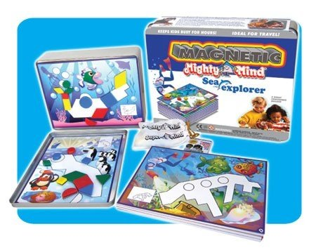 Mighty Mind Magnetic Sea Explorer