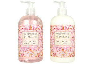 Greenwich Bay Trading Hand Soap & Hand and Body Lotion, 16 Ounce, 2 pack Bundle Set