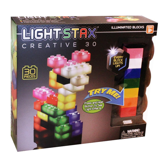 LightStax Creative 30