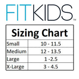 FitKicks Kid's Active Lifestyle Footware 2nd Edition