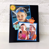 Summer Decor Magnets and Metal Photo Board for Home or Office, by Roeda Studio