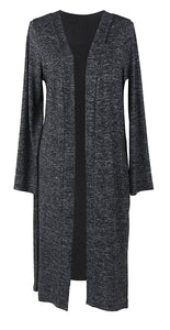 Hello Mello Long Cardigan - Carefree Threads Collection