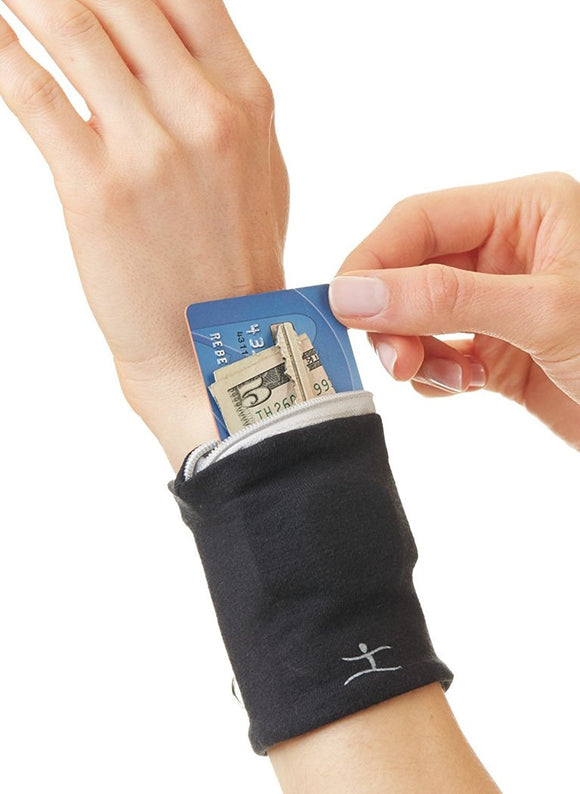 FitKicks Wrist Wallet