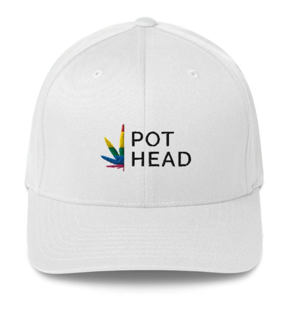 Pride Hat - White