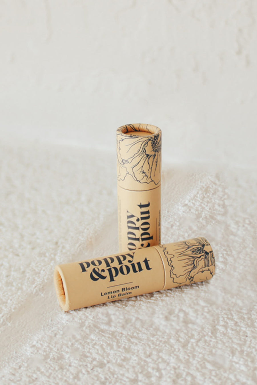 Poppy & Pout Lip Balm