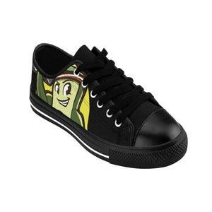 "Avocado Men's Sneakers - Fit Family Apparel by Erick ""The Ab Pro"""
