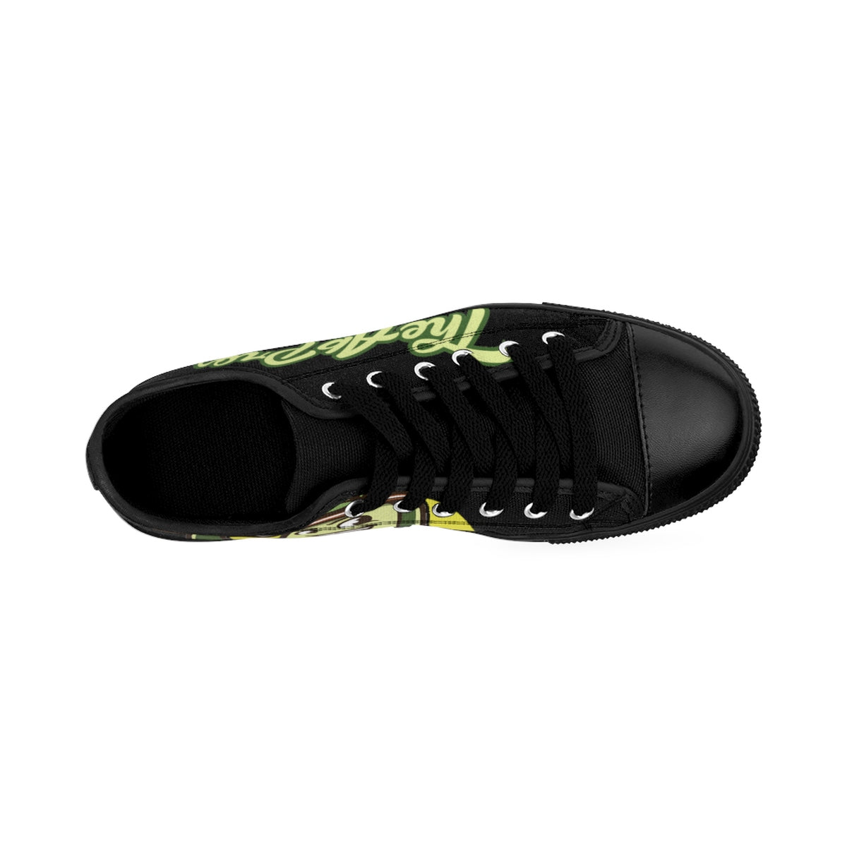 "Avocado Women's Sneakers - Fit Family Apparel by Erick ""The Ab Pro"""
