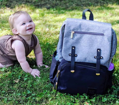 High Customer Reviews | Best Diaper Backpack Bag | Affordable & Stylish Diaper Bag Backpacks | UpperBabies™