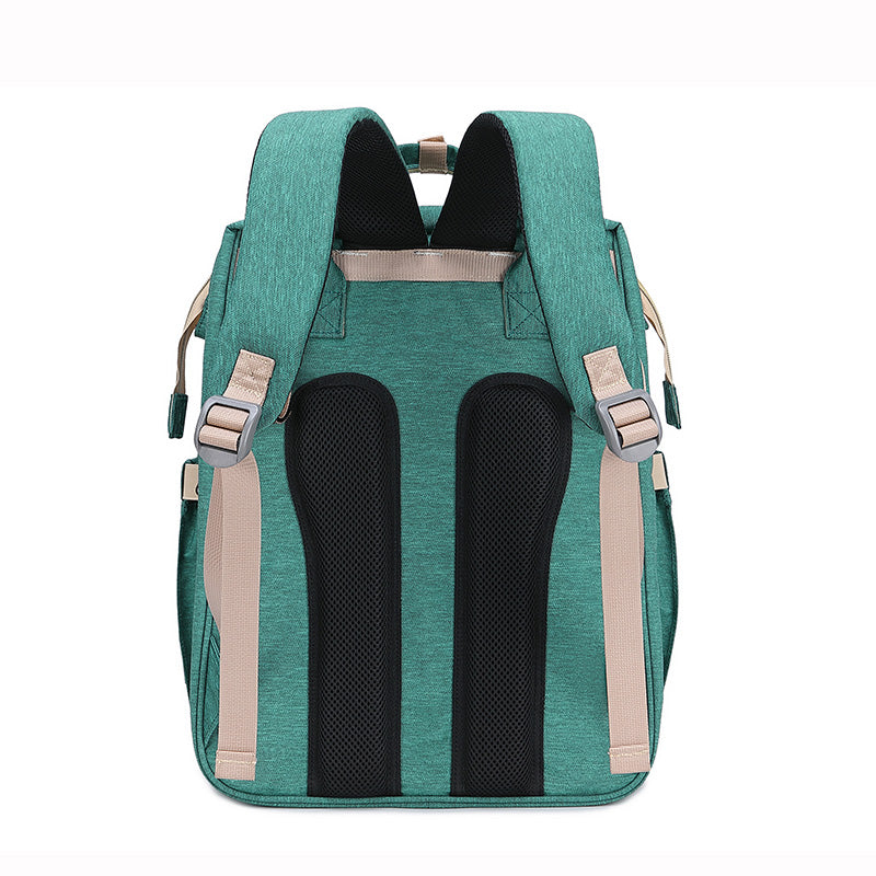 Madrid 2-in-1 (backpack and crib)