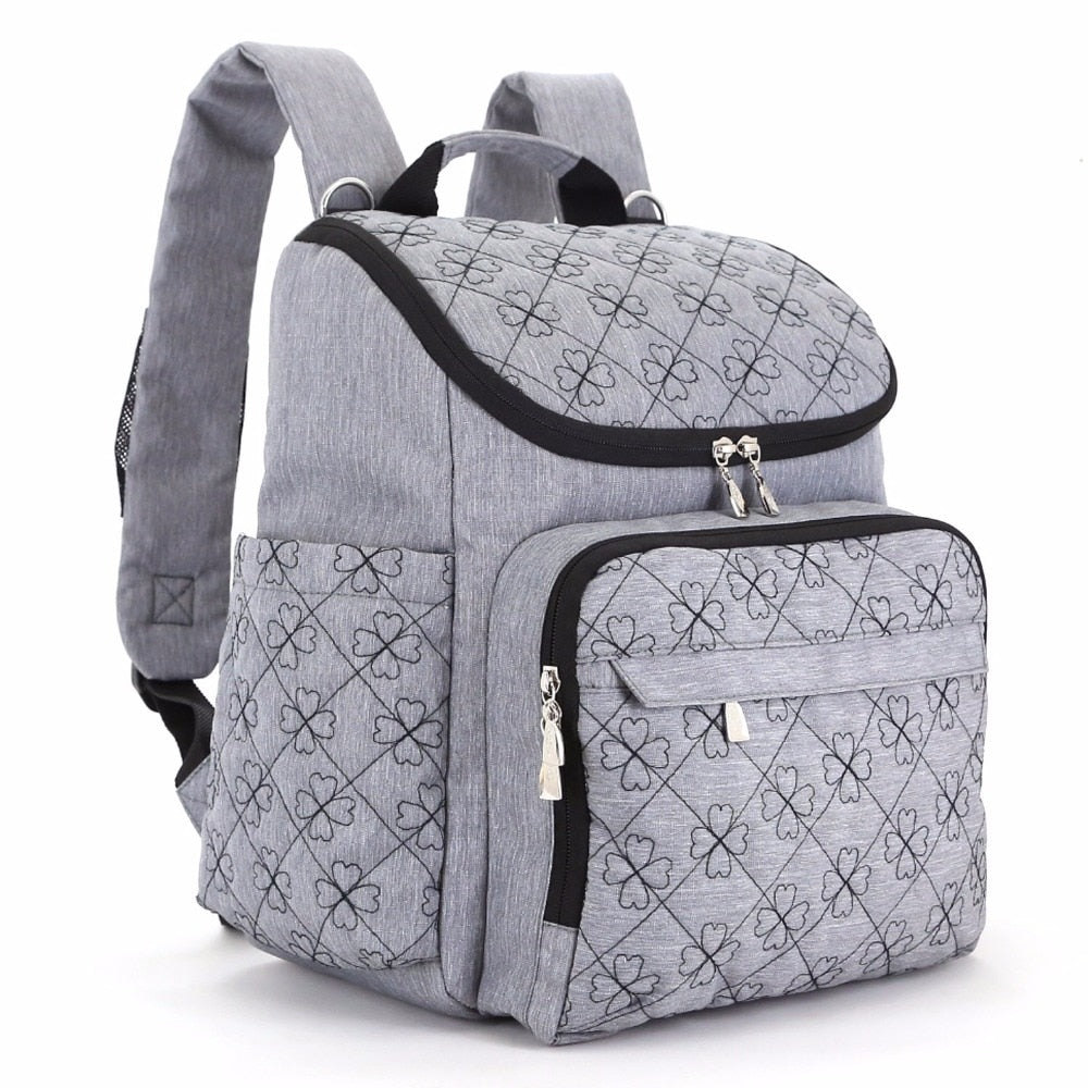 Paris Backpack | Diaper Bags Backpack | BubbyBags