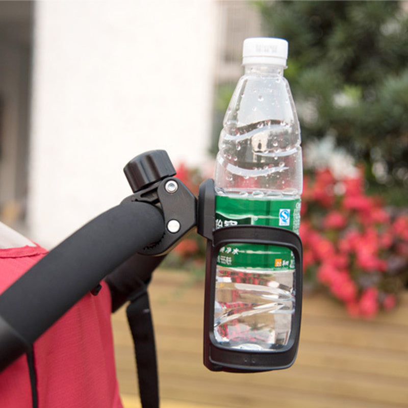 360 Rotatable Stroller Cup Holder