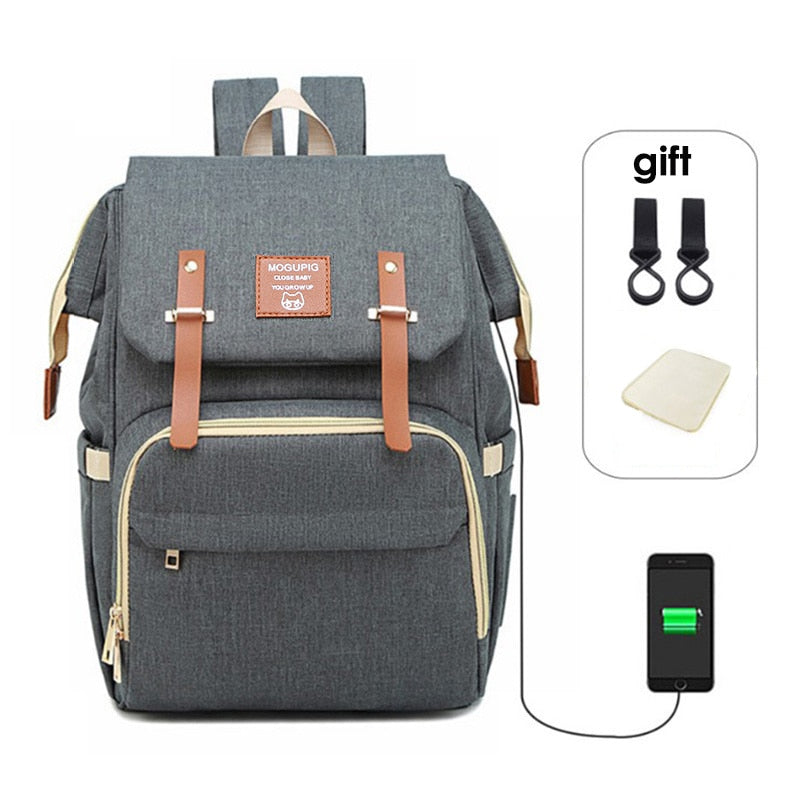 San Francisco | Diaper Bags Backpack | BubbyBags