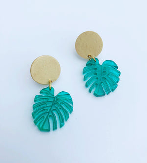 Emerald Cove Earrings