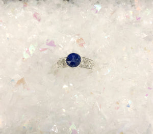 Winter Solstice Ring