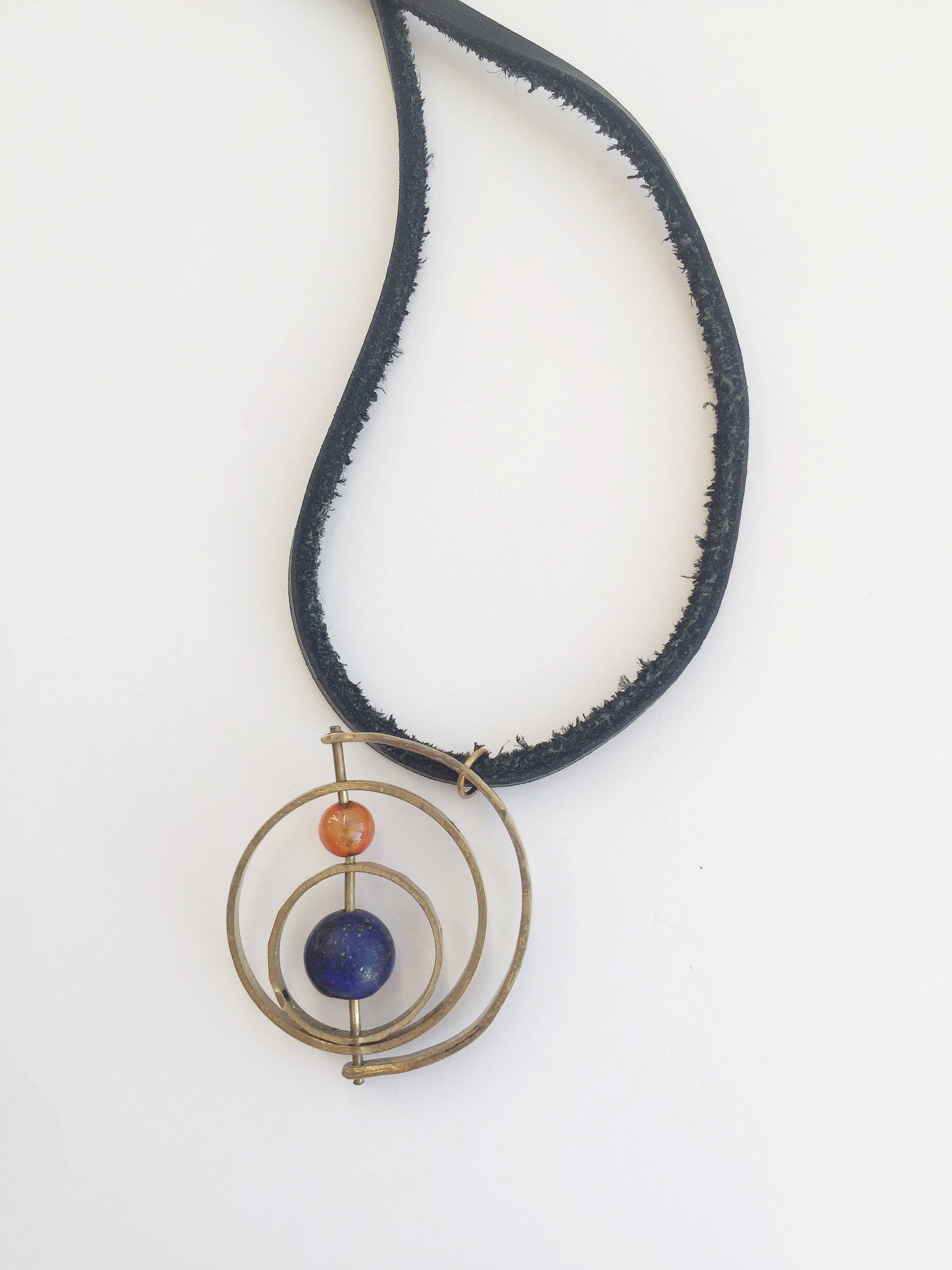 Earth + Mars Necklace