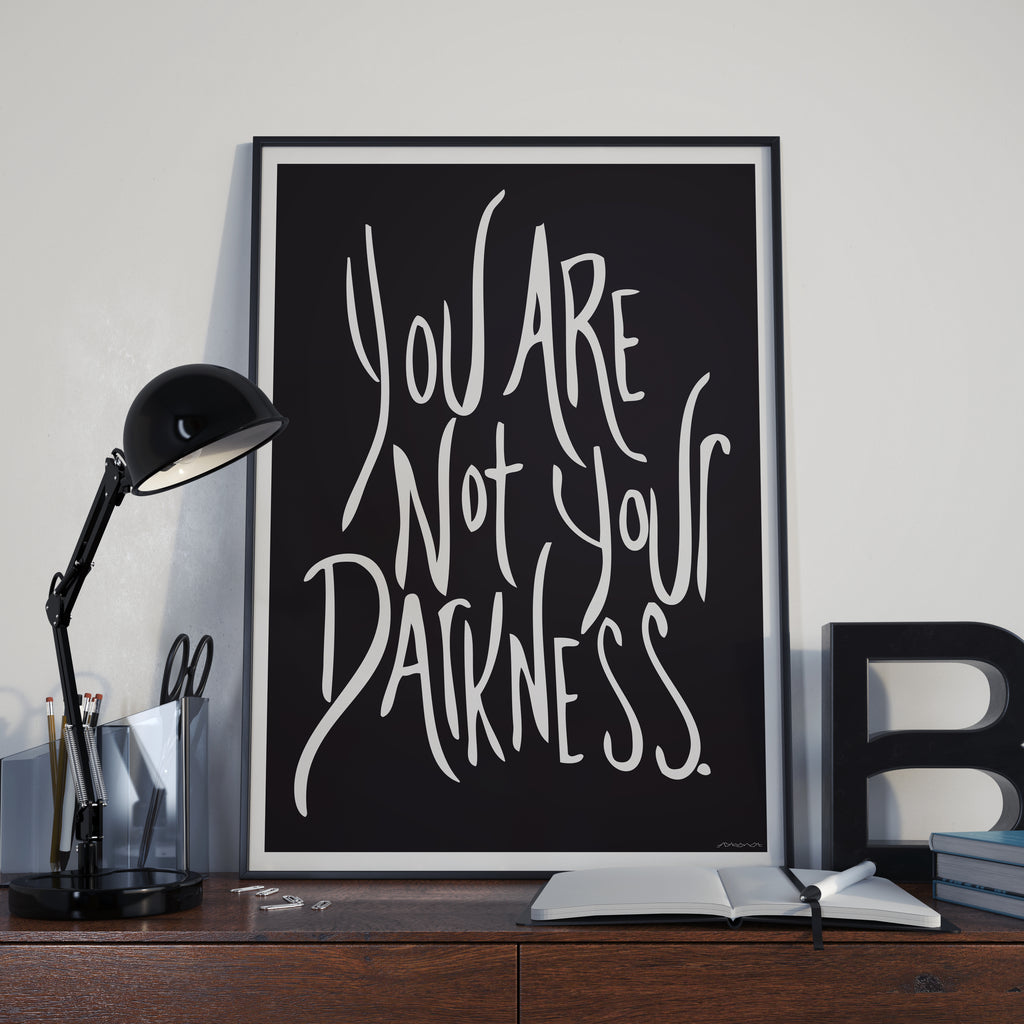 You Are Not Your Darkness
