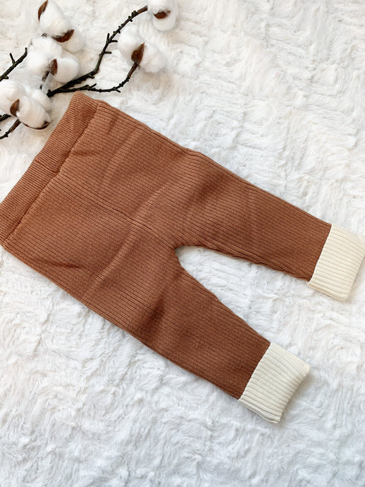 Miller leggings Tan