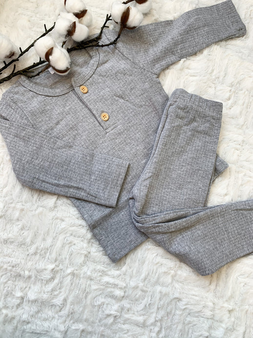 Hendrix Lounge Set - Grey