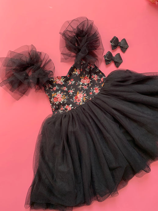 Temperance Tulle Dress