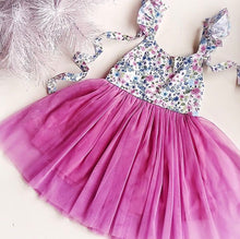 Load image into Gallery viewer, Faith Tulle Dress