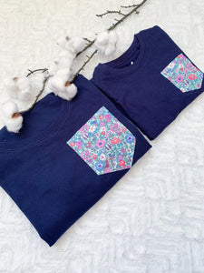 Jade Collection Matching Mummy Pocket Tee
