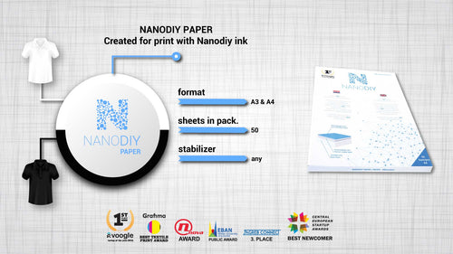 8.5x11 Paper (50 pack)