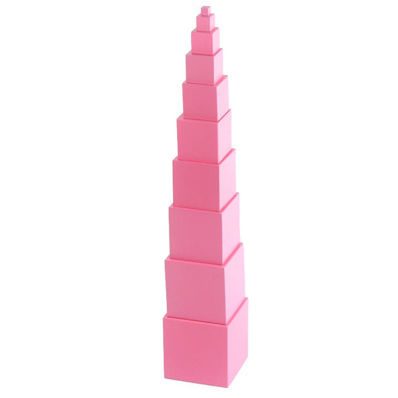 PINK TOWER *HOME SIZE