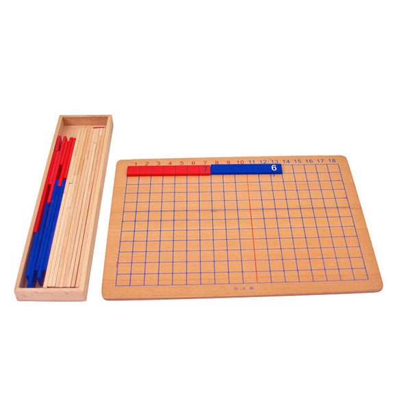 ADDITION & SUBTRACTION STRIP BOARD (HOME SIZE)