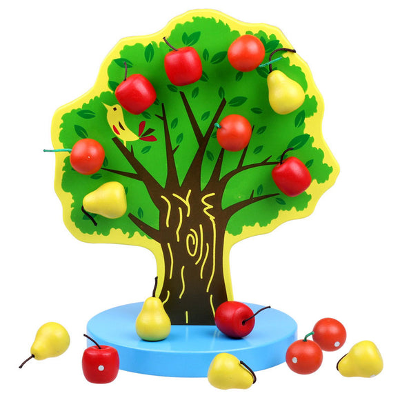 MAGNETIC APPLE TREE PUZZLE